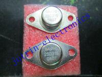 2PCS NEW 2SD315 TO-66 Silicon NPN Power Transistors