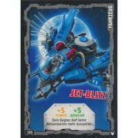 180 - Jet-Blitz - Fahrzeugkarten Karte