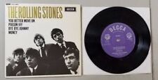 DFE 8560 DECCA THE ROLLING STONES YOU BETTER MOVE ON VINYL 45 RECORD RE14 1 OF 2