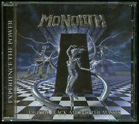 Monolith Digital Black + Among The Masses CD new Thrash US Metal indie