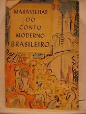 * Maravilhas Do Conto Moderno Brasileiro Jose Paulo Paes (1958, Paperback)