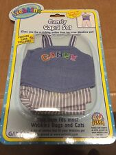 Webkinz Clothing Candy Capri Set With Online Code From Ganz Plush