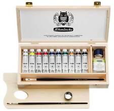 Schmincke Norma® Professional heller Malkasten mit Zubehör Ölfarbe Ölcolor