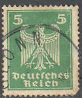 SC#356 - Germany 1924 - Eagle Adler Definitive Used #2