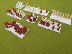 1/72 ancient Persian army suitable for DBA or other wargames