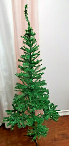 70'' Green Christmas Tree - Holiday Festival Home Decoration In/Outdoor w/ Stand