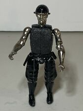 ZYLMEX METAL MAN SERIES - SERGEANT SILVER - Die Cast Metal Figure from Zee Toys