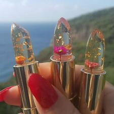 AUTHENTIC KAILIJUMEI JELLY FLOWER COLOR CHANGING LIPSTICK - Fast & Free Postage