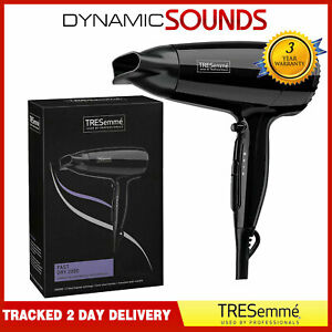 TRESemme 9142TU 2000W Fast Dry Compact & Lightweight Hair Dryer