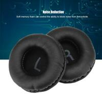 2Pcs Replacement 60MM/90MM/95MM Ear Pads Soft Foam Cushion Headset Cover Case