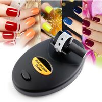 Electric Nail Lacquer Shaker Nail Polish Paint Gel Bottle Mixer Manicure Machine