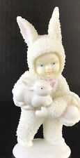 """Snowbabies Figurine Department 56 - Springtime Stories """"I'll Love You Forever"""""""