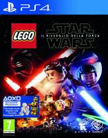 Lego Star Wars El Despertar de La Fuerza PS4 PLAYSTATION 4 Warner Bros