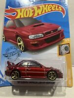 Hot Wheels 98 Subaru Impreza 22b Sti Version