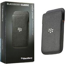 BlackBerry Black Mobile Phone Cases/Covers