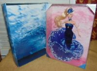 1998 Water Rhapsody Barbie/Essence of Nature Collection  blonde doll blue gown