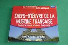 """CD """"CHEFS-D'ŒUVRE DE LA MUSIQUE FRANÇAISE"""" FOURNET, HAITINK / DECCA, TB ÉTAT"""