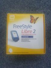 Freestyle Libre 2 Lesegerät ( mmol )Neu u. Original verpackt.shipping to E.U.
