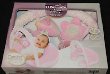 Comfort & Harmony Mombo Play Toy Bar Pink *fits mombo nursing pillows* new