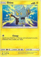 Pokemon Sun & Moon Ultra Prism Card: Shinx - 46/156