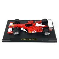 FERRARI F2002 Michale Schumacher  F1 Model Super Formula One Diecast Racing Car