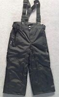 New Childs Ski Trousers, Age 2/3, Waterproof, Breathable, Windproof, Black