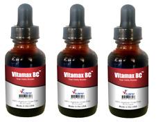 Vitamax BC-Liposomal Vitality Vitamin B Complex Plus Health Supplement( 1,60 ml)