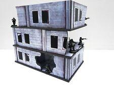 Urban Ruins Set 3, Warhammer terrain scenery Digital Download wargame 40k 28mm