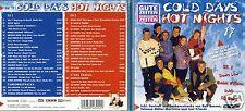 Various Artists -DCD- GZSZ - Cold Days Hot Nights 17 - CD´s von 1998 - Neuwertig