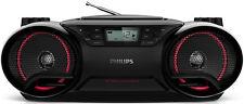Philips AZ3811 CD/USB AM/ FM Portable MP3/WMA USB Radio 110 -220V AZ-3811 REFURB