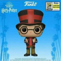 Funko Pop Vinyl #120 Harry Potter Quidditch World Cup SDCC 2020 - Shared Sticker