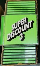 Etienne De Crecy - Super Discount 3 (Job Lot Wholesale x25) New CDs