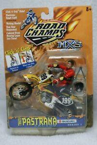 Road Champs MXS (motocross) Travis Pastrana #199 Suzuki RM250