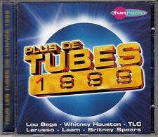 CD ALBUM  *TOUS LES TUBES 1999* BRITNEY SPEARS LAAM LOU BEGA TLC LARUSSO .....