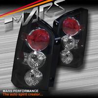 JDM Black Altezza Tail Lights for Nissan PathFinder R51 05-12 TI ST-L 4X4