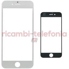 vetrino per touchscreen iPhone 6 bianco vetro touch screen schermo display LCD