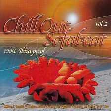 CHILL OUT SOFABEAT VOL. 2 - 100% IBIZA PROOF / 2 CD-SET - TOP-ZUSTAND