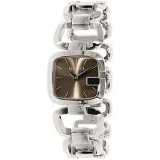 Reloj Mujer Gucci G-GUCCI YA125507 Eslabones cuadrados de acero
