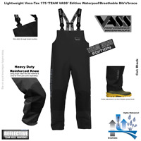Team Vass 175 Waterproof Bib & Brace