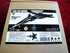 "FFX-00 MAVE ""Yukikaze"" X-2 Fighter 1/72 Scale Resin Kit by Platz NEW not recast"