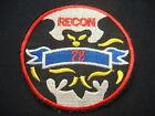 Vietnam War Patch ARVN Special Forces Recon Team 72 KILLER BAT