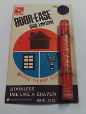 AGS Door-Ease Lube Stick .43 Oz. Stick Lubricant #DE-2 NEW