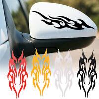 3D Flame Car Art Vinyl Decal Funny Car Truck Motorcycle Window Laptop Stic 3C