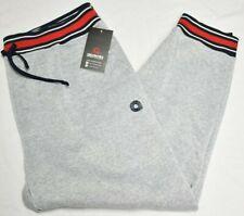 Akademiks Jogger Pants Men 4XL 4XB 4X Logo Fleece Sweatpants Grey Urban P323(d)