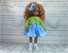 """Outfit for Boneka doll 10"""""""