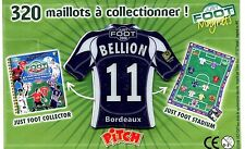 AIMANT FRANCE FOOT 2008 N° 11 (BORDEAUX) BELLION