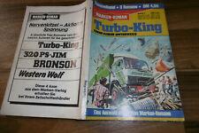 TURBO-KING 1 + 2 + 3 -- FERNFAHRER UNTERWEGS // Durchbruch nach Valencia+Trucker