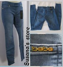 NWT bebe Basic Leggings Jeans SIZE S Sexy true-to-formleggings! So adorable!
