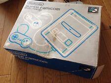 Nintendo Super Famicom Console System Import JAPAN AV 100V-240V S22754352 w/box