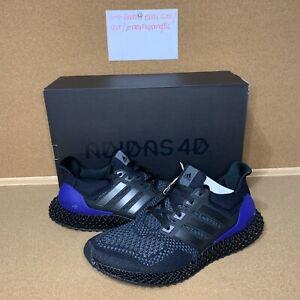 Adidas Ultra4D OG Purple / Black Size 10 / 10.5 / 11 / 12 Running Shoes FW7089